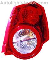 Pontiac Wave Tail Light