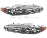 Oldsmobile Intrigue Headlight