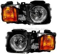 Hummer H3 Headlight