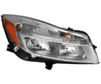 Buick Regal Headlight