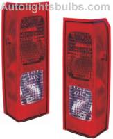 Hummer H3 Tail Light