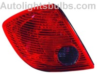 Pontiac G6 Tail Light