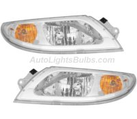 International Durastar 4200 Headlight