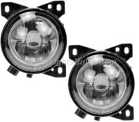 Kenworth T600 Fog Light