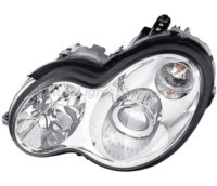 Mercedes C230 Headlight
