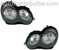Mercedes C280 Headlight