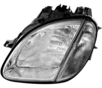 Mercedes SLK320 Headlight