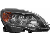 Mercedes C300 Headlight