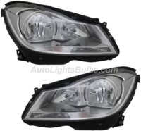 Mercedes C250 Headlight