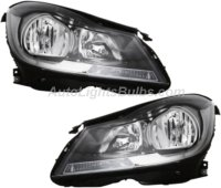 Mercedes C180 Headlight