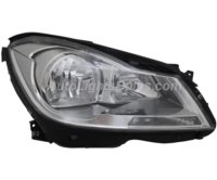 Mercedes C200 Headlight