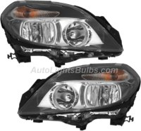 Mercedes B180 Headlight