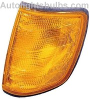 Mercedes 400E Corner Light