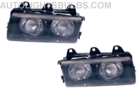 BMW 323 Headlight