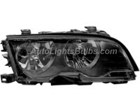BMW 3 Series Headlight