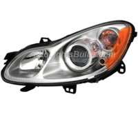 Smart Fortwo Headlight