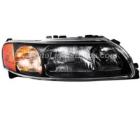 Volvo XC70 Headlight