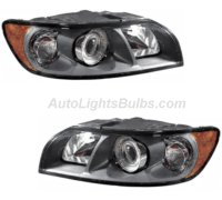 Volvo S40 Headlight