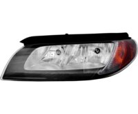Volvo S80 Headlight