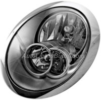 Mini Cooper Headlight