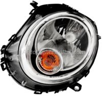 Mini Cooper Clubman Headlight