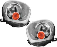 Mini Cooper Countryman Headlight