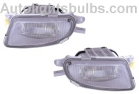 Mercedes E55 Fog Light