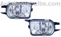 Mercedes C240 Fog Light