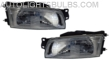 1993-1996 Mitsubishi Mirage Headlight