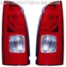 2001-2002 Nissan Quest Tail Light