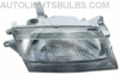 1997-1998 Mazda Protege Headlight