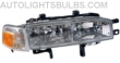 1990-1991 Honda Accord Headlight