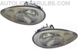 1996-1999 Mercury Sable Headlight