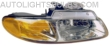 1996-1997 Chrysler Town & Country Headlight